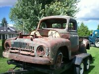 1951 International Harvester Pickup Truck