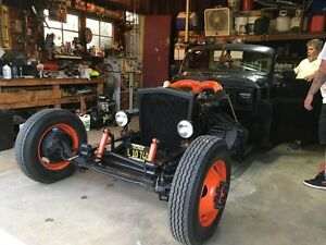 Dodge Rat Rod