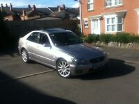 lexus is200 limited edition in grey cheap look