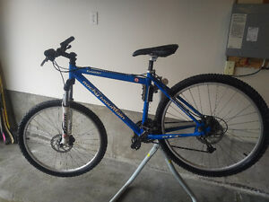 Rocky Mountain Fusion MTB (Front Suspension - hard tail)