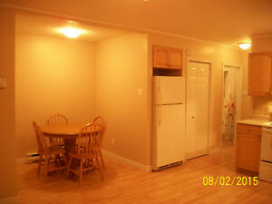 Avail Bright Above Ground 1 Bdrm in Paradise