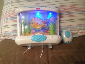 Highly Rated Fisher Price Ocean Wonders Aquarium With Remote