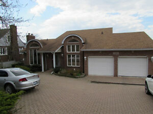Gorgeous waterfront custom built 2 story home in Amherstburg