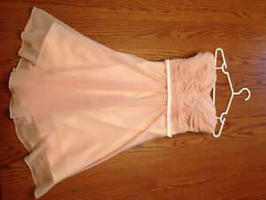 Blush Bridesmaid Dress for Sale