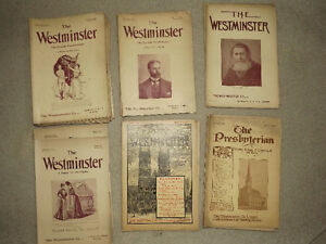 FS: Liberty, Life, Westminster, Simpsons, Etc. Antique Magazines London Ontario image 8