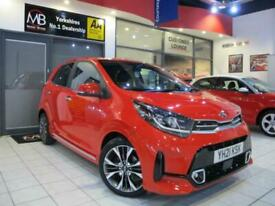 image for 2021 Kia Picanto 1.0T GDi GT-line S *SAT NAV**LEATHER SEATS* +14 DAY MONEY BACK