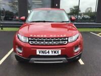 2014 Land Rover Range Rover Evoque 2.2 SD4 PURE TECH 5d 190 BHP Estate Diesel Ma