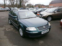 Volkswagen Passat 2.0 2003MY SE 95K FSH DRIVES WELL