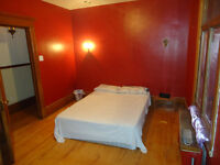 $600/1650ft2 Big and beautiful heated furnished bedroom.