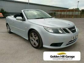 image for 2011 Saab 9-3 1.9 LINEAR SE TID 2DR CONVERTIBLE Convertible Diesel Manual