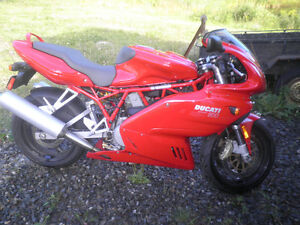 Ducati Supersport 800SS à vendre