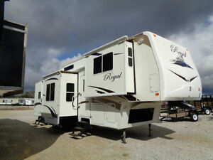2007 365FLTS Fleetwood Regal 5th wheel