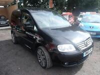 2010 Volkswagen Caddy Life CADDY LIFE TDI DSG Wheelchair access 5 door Wheelc...