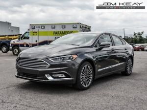 2017 Ford Fusion SE  - Leather Seats -  Heated Seats - $97.58 /W