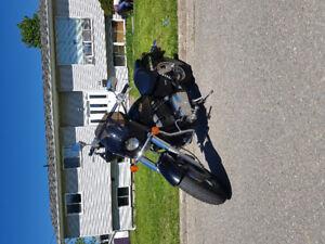 Honda shadow sabre 1100