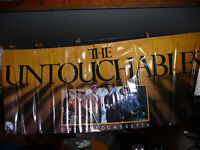 The Untouchables Banner