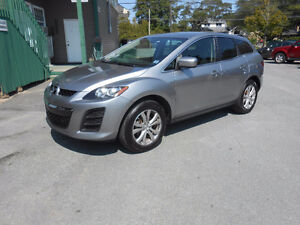 2010 MAZDA CX-7 5 DOOR SPORT'S SUV,2 YEAR WARRANTY INCLUDED