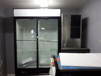 FRIDGES-FREEZERS-DISPLAY FRIDGES-SANDWICH TABLES-BAR FRIDGES