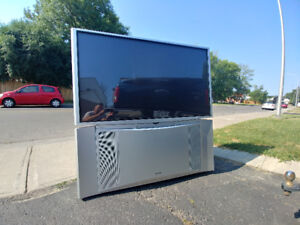 Big TV for Free