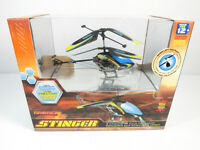 Propel Stinger Blue RC Helicopter