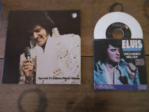 Elvis Records/Books
