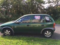 Cheap corsa with MOT