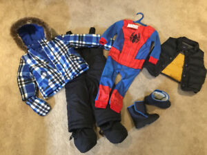 Fall/Winter bundle for Toddler (located east end St. John's)