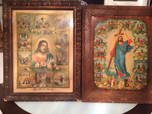 Vintage Pictorial Holy Bible Stories - Happy Easter to All !