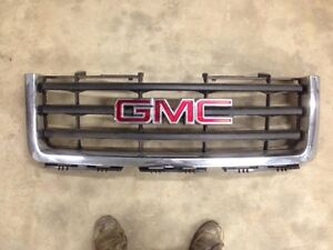 07-13 GMC Grille