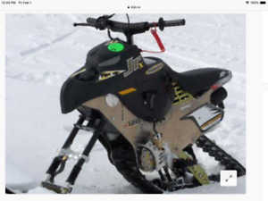 2007 Snow Hawk JR 120 Snow Bike