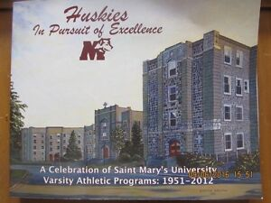 HUSKIES, IN PURSUIT OF EXCELLENCE