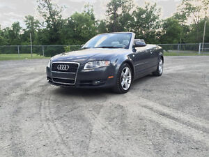 2007 Audi A4  2.0T *** CONVERTIBLE *** MINT CONDITION!!