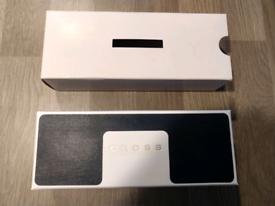 Blue Cross Empty Pen Gift Box