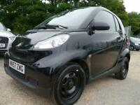 2007 smart fortwo coupe PURE 2-Door Coupe Petrol Manual