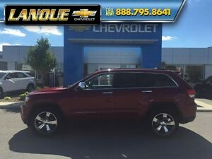 "2015 Jeep Grand Cherokee Limited  PANO SUNROOF, DUEL DVD, 20"" WH Windsor Region Ontario image 3"