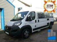 IH 600 FB/S4 Motorhome 2020 Fiat Fixed Double Bed Four Belted Seats 160hp Manual