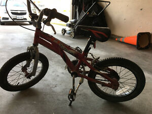 2, 16 inch bikes for $25