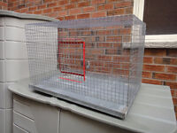 Stackable Large Breeding Cage for Pets(Bird/Chick/Dog/Cat/Bunny)
