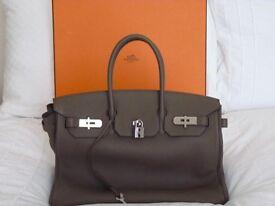 Hermes Birkin Handbag 35