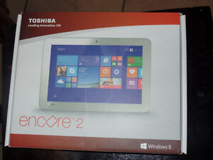 10 inch Toshiba Encore Tablet...Leading Innovations