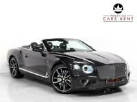 2019 Bentley Continental GTC 6.0 W12 First Edition 2dr Auto Convertible Petrol A