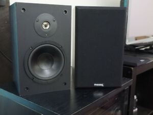 Merak 2 Way Bookshelf Speakers
