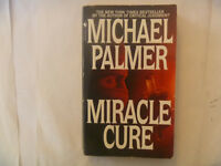 MICHAEL PALMER Paperbacks - 4 to choose from