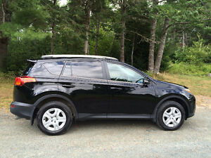 2015 Toyota RAV4 LE AWD Upgrade Package with Winter Tires