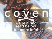 vegan bakery/deli looking to add Baker/Cook to our small team!