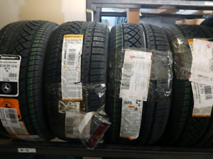 235/55R19 Continental Extreme contact DWS