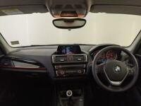 2016 BMW 116D SPORT HATCH SAT NAV PARKING SENSORS CRUISE CONTROL SERVICE HISTORY