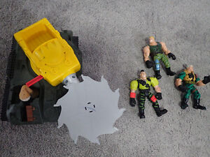 Retro Small Soldiers Toys