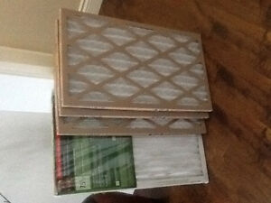 4-14x25x1 Pleated Furnace Filters