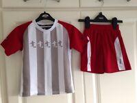 Little Kickers Junior Football Kit age 2-3.5 years